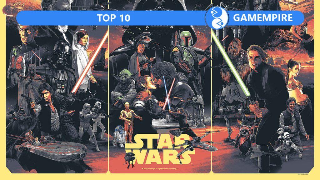 Star Wars Top 10 migliori videogiochi Gamempire