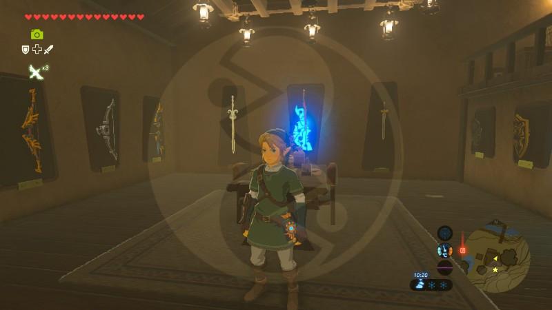 Zelda breath of the wild come ottenere una casa e for Decorar casa zelda breath