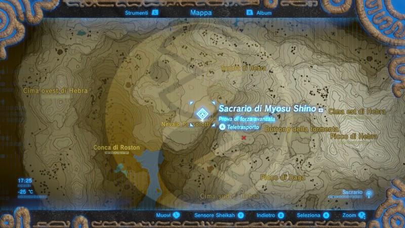 Zelda Breath Of The Wild La Guida Alla Sfida Il Grande Albero E