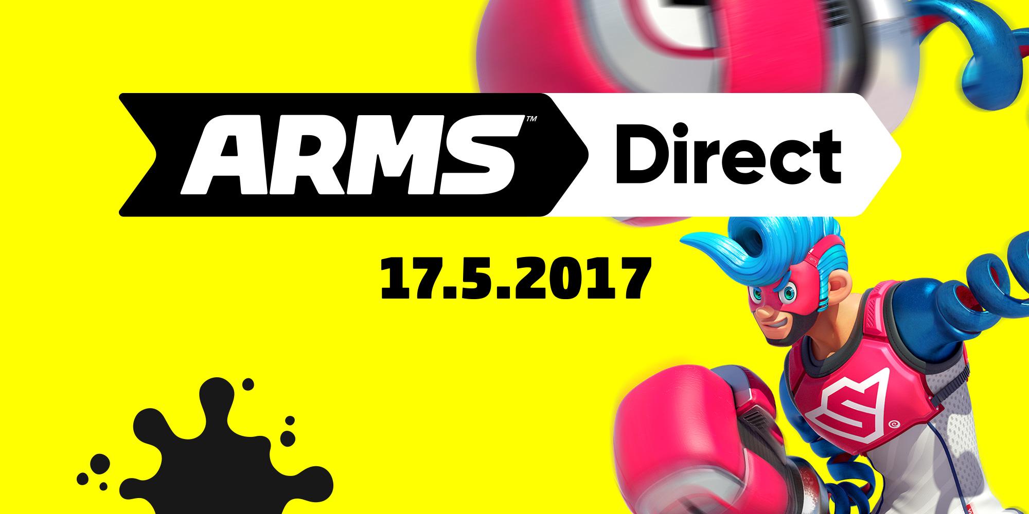 Arms Direct e Splatoon 2 Nintendo 18 maggio Gamempire