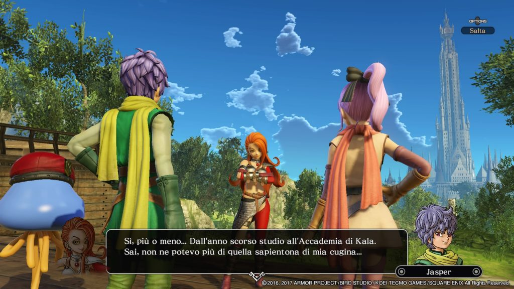 Dragon-Quest-Heroes-II Gamempire.it PlayStation 4