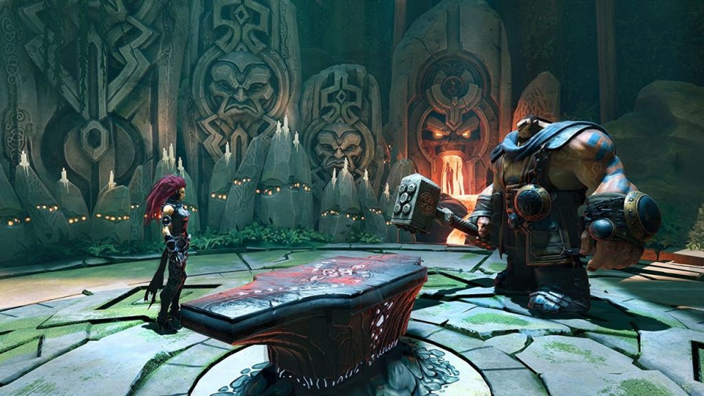 Darksiders 3 PS4 XBOX ONE PC Gamempire