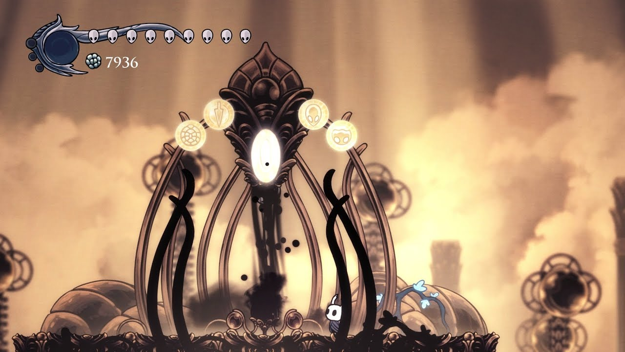 Hollow Knight - Pantheon