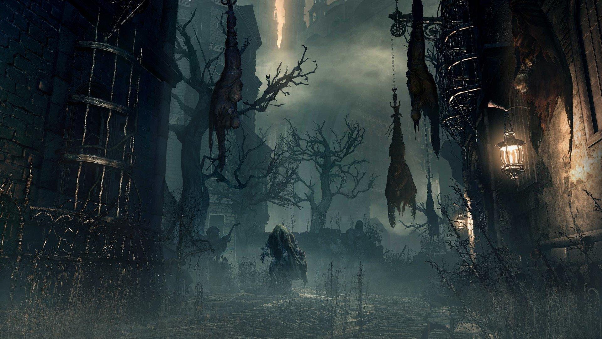 Bloodborne - Yharnam