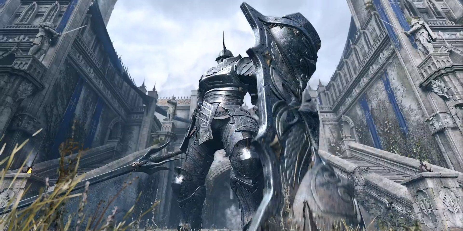 Demon's Souls - Tower Knight