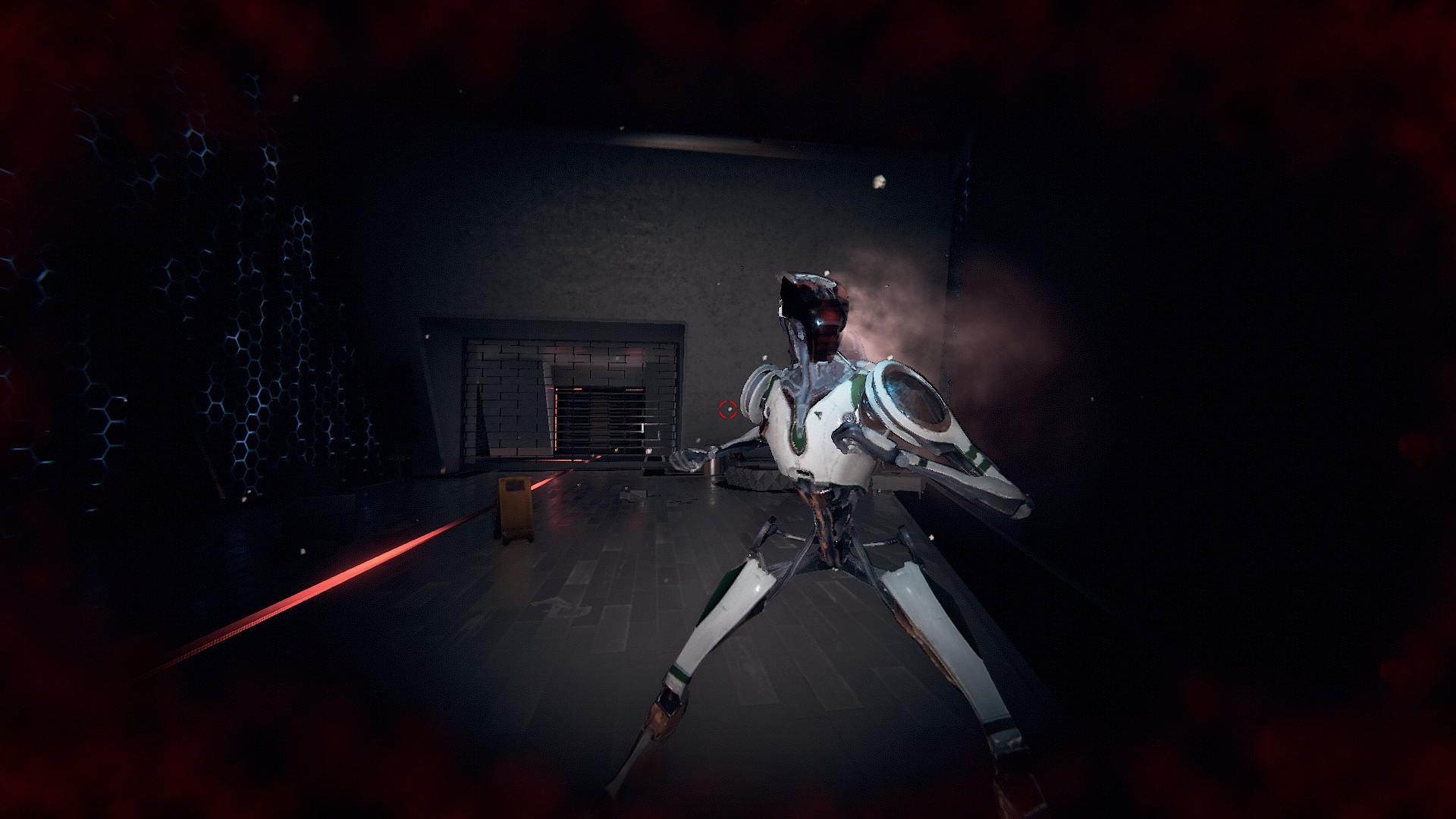 P.A.M.E.L.A. - Robot
