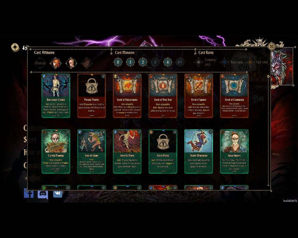 Recensione - Deck of Ashes 4